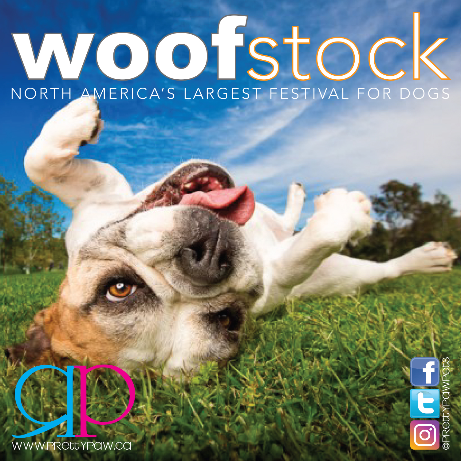 Woofstock Ad